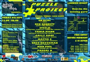 Puzzle Project on Puzzle Project