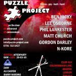Puzzle Project on Puzzle Project (27th March 2010)