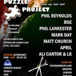 Puzzle Project on Puzzle Project (24th April 2010)