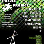 Puzzle Project on Puzzle Project (23rd October 2010)