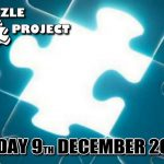 Puzzle Project on Puzzle Project (9th December 2005)