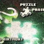 Puzzle Project 2nd Birthday on Puzzle Project (14th September 2007)