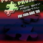 Puzzle Project & Red Sky Digital on Puzzle Project (14th August 2009)