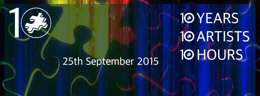 Puzzle Project 10th Birthday at Club 414, 25th September 2015